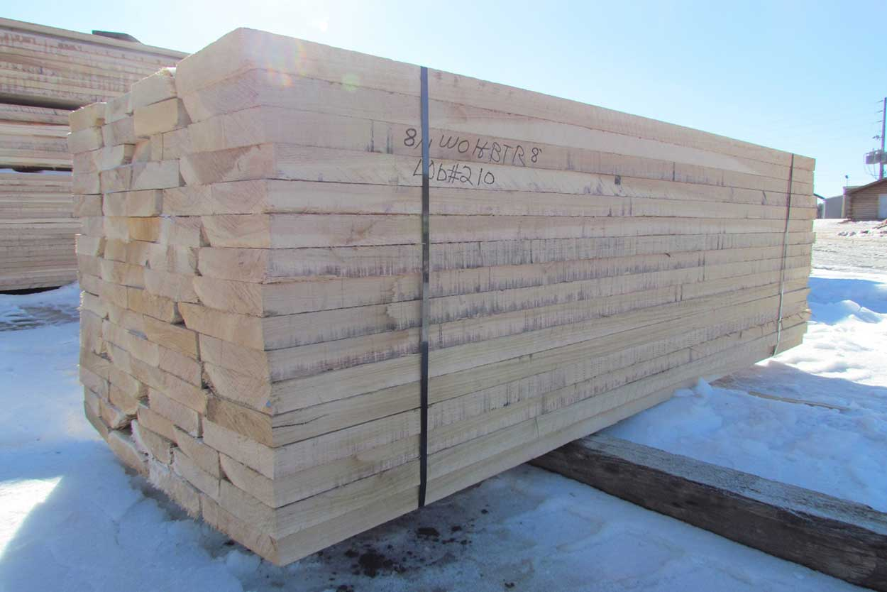 High quality lumber products on every order!